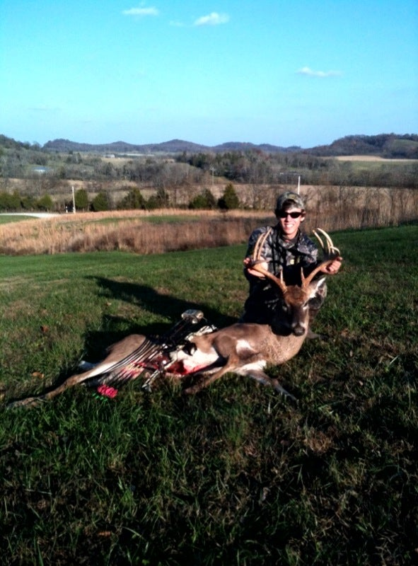 The River Bound Buck