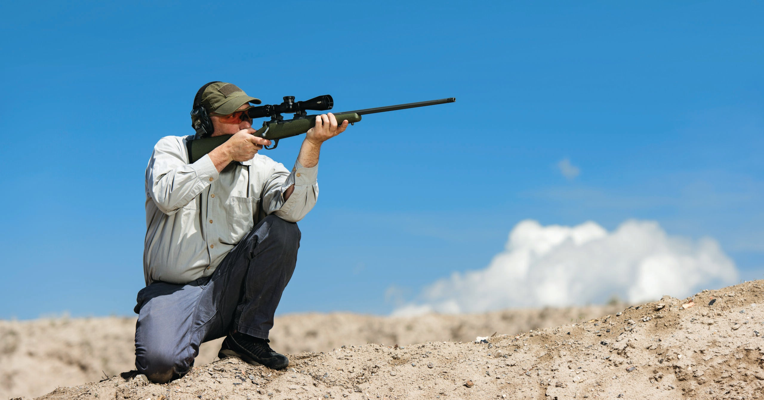 Optics Test: Three Scopes for Long-Range Hunting