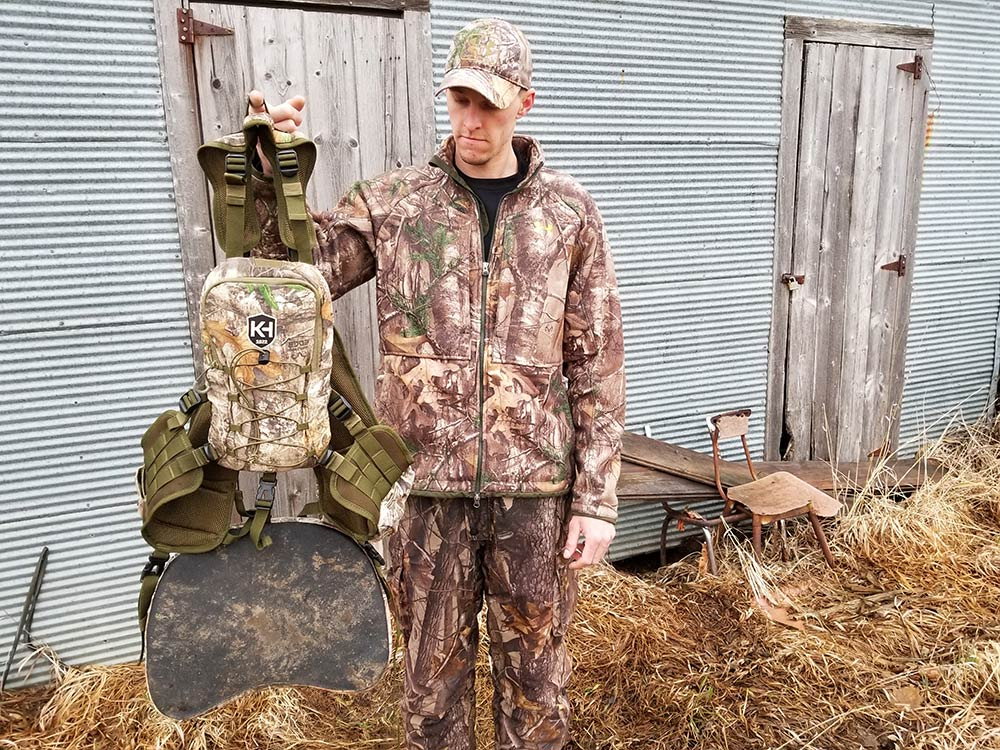 knight and hale turkey hunting vest