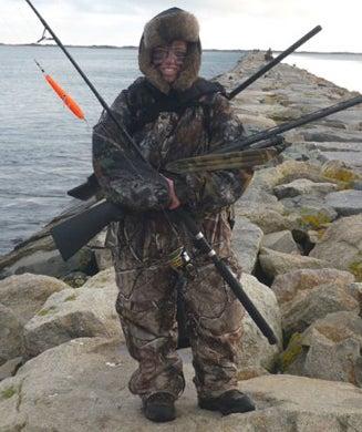 Late Season Sea Duck Hunting