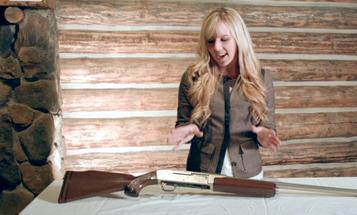 Gun of the Week: Armalite AR-17 Shotgun