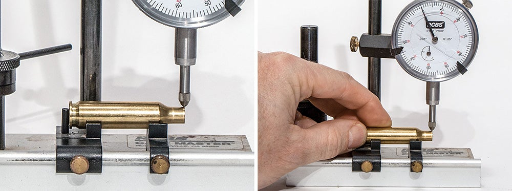 handloading with concentric brass