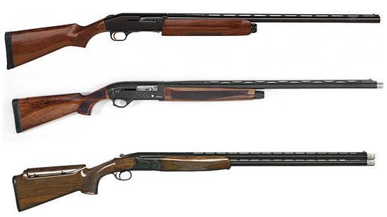Three Best Bargain Sporting Clays Guns