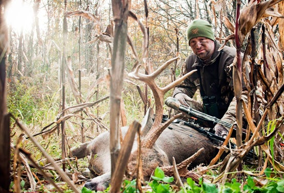 How to Blood Trail and Track Wounded Deer