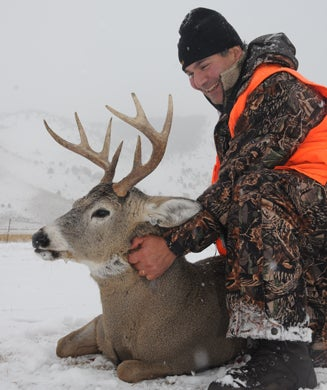MT Slam: Winter Buck