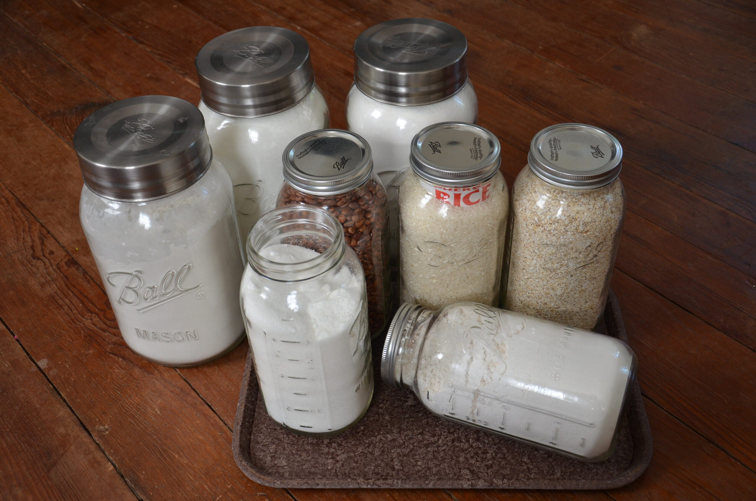 Survival Skills: Staple Foods and Their Role in Grid-Down Cooking