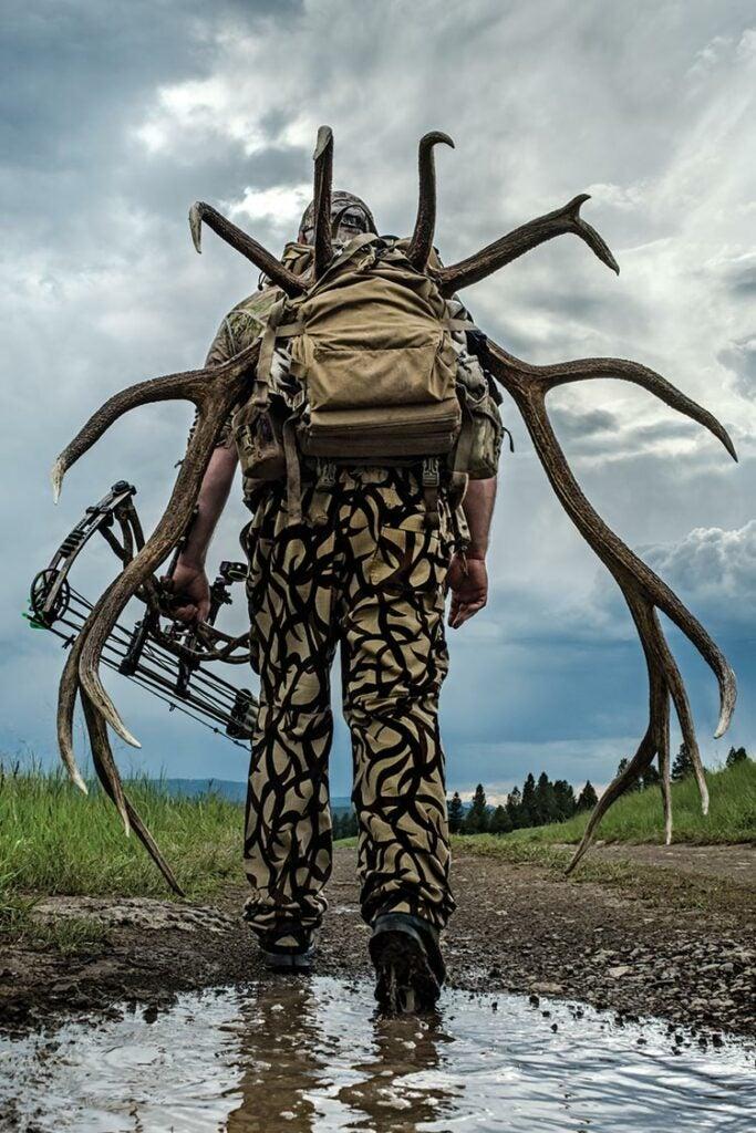 world record elk hunting steve felix antlers