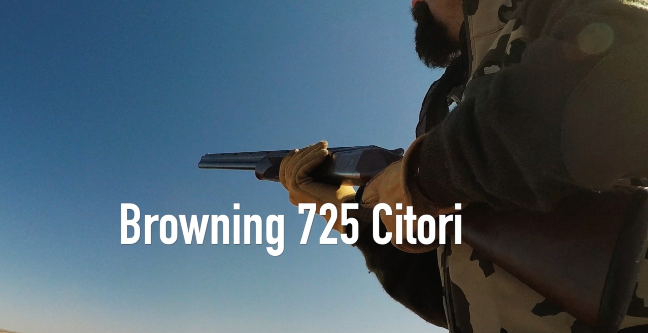 Gun Lab Shotgun Review: Browning Citori 725 28-Gauge