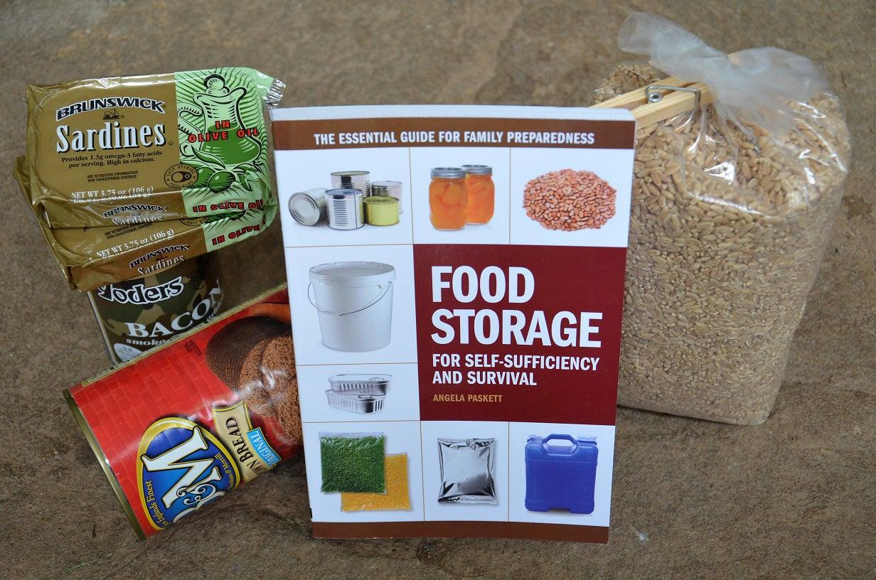 food storage best practices