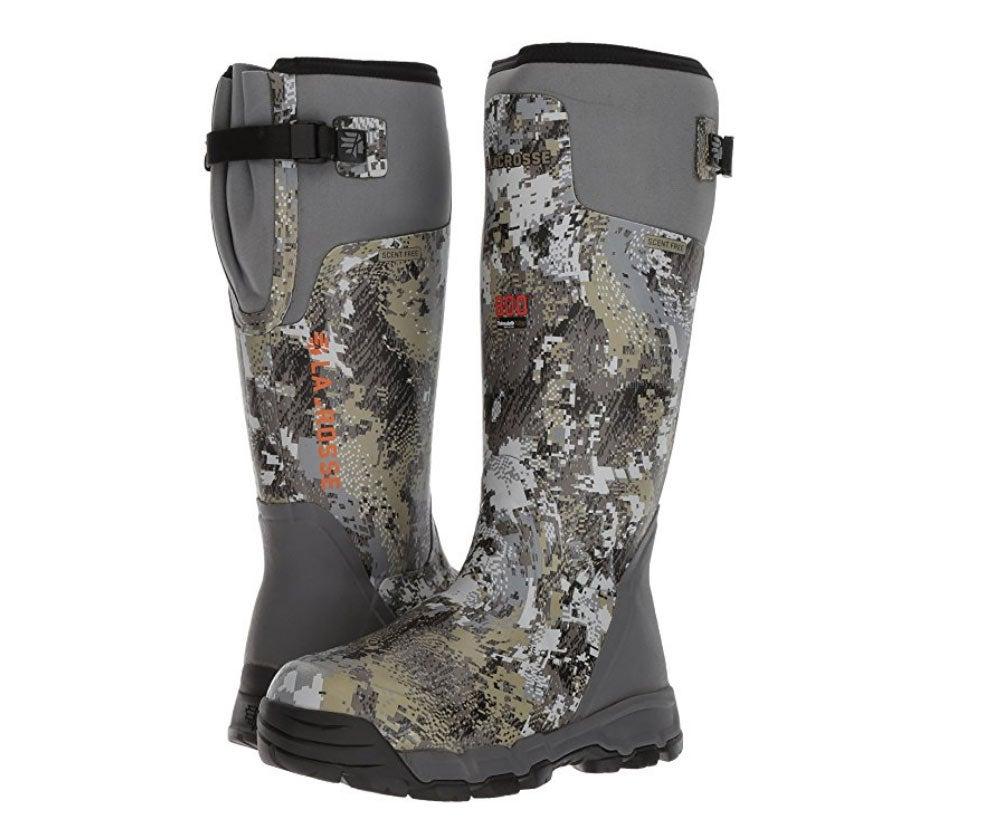 LaCrosse Alphaburly Pro hunting boots