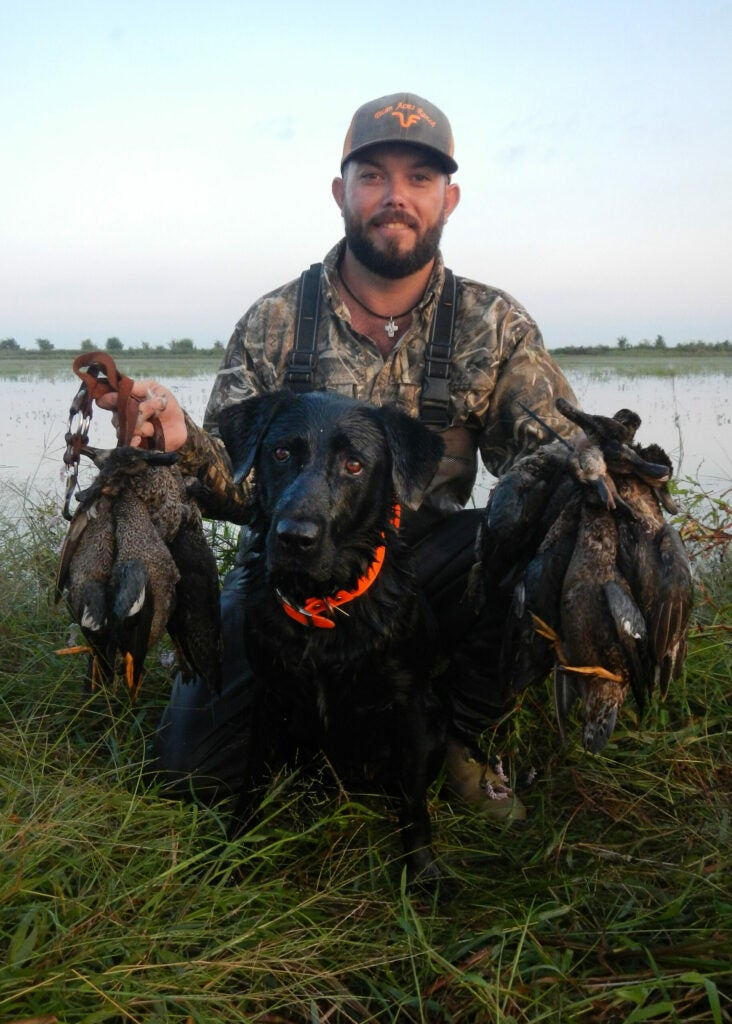 teal hunters