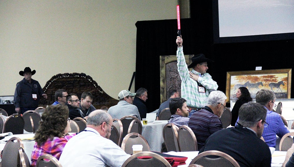 Report from the SCI Convention: A Look at Hunt Auctions (and the Controversy Behind Them)