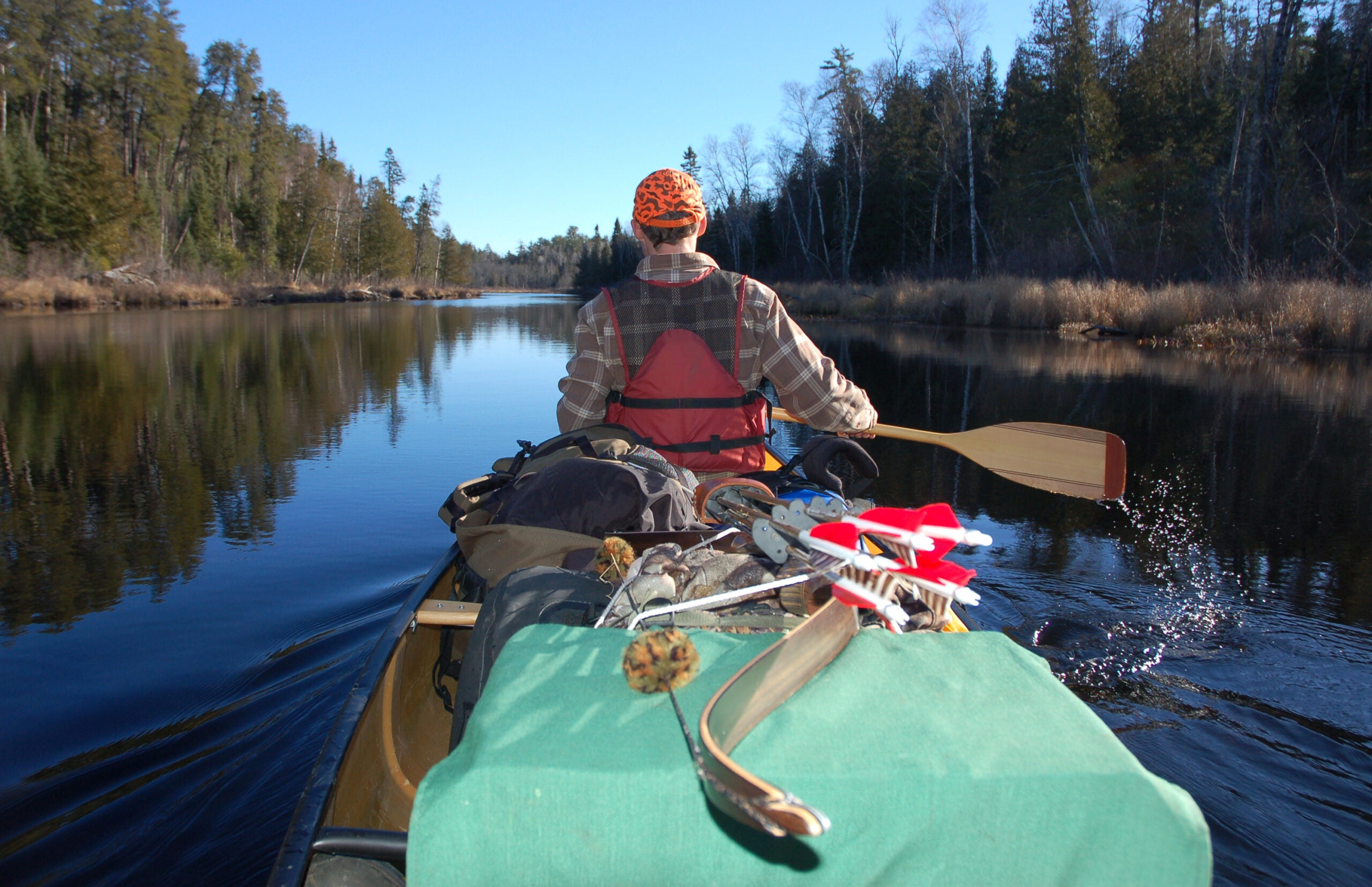 Access Tips: Paddle Your Way to More Public Hunting Success