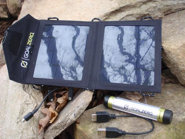 Survival Gear Review: The Goal Zero Charging Kit