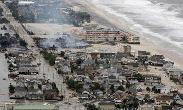 Hurricane Sandy Aftermath: On Losing Everything, Except a Passion for Fishing