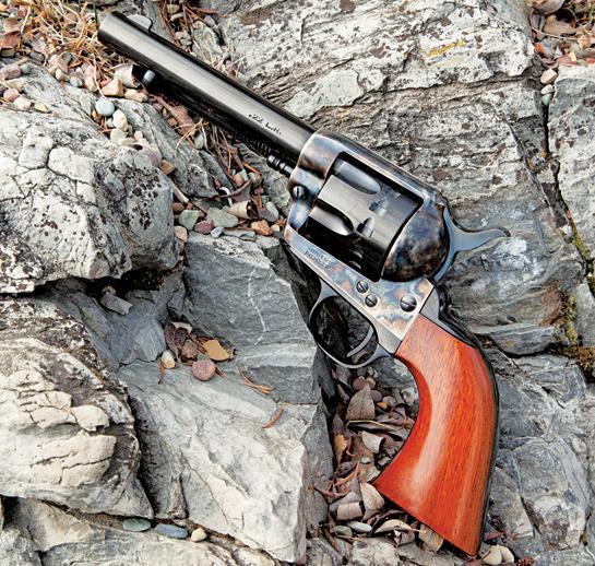 Revolver Review: Uberti 1873 Cattleman is the Perfect Plinking Gun