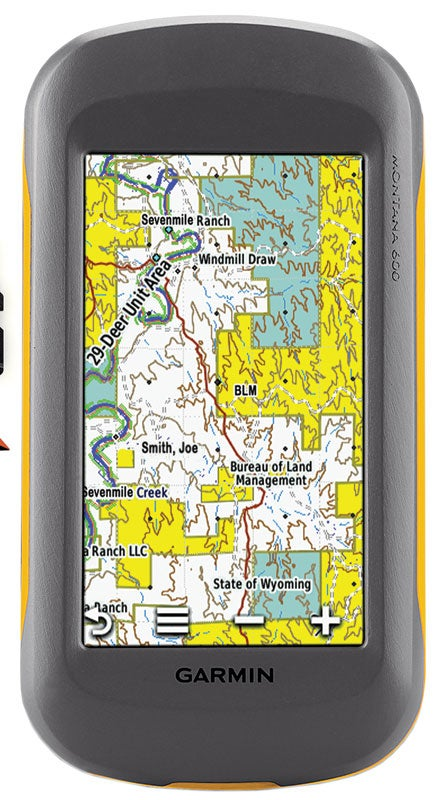 The New Generation of GPS Maps is Changing How We Hunt