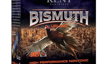 7 New Non-Toxic Upland Bird Hunting Loads for 2018