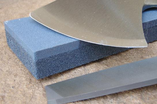 How to Sharpen and Repair Axes and Hatchets