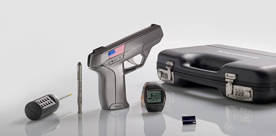 Gun Stories of the Week: New Jersey's 'Smart Gun' Law Foiled For Now