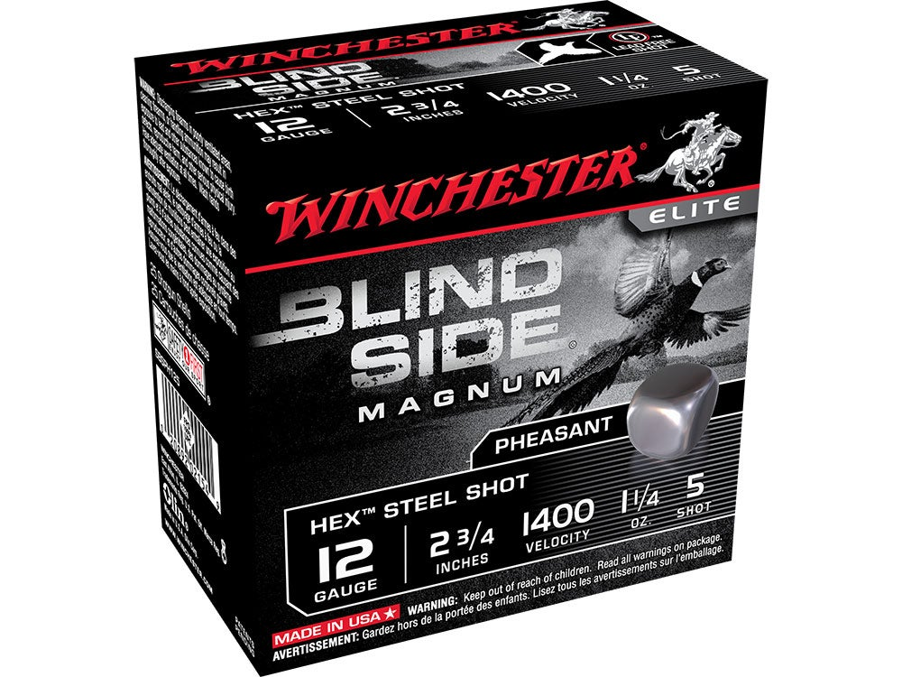 Winchester Blind Side Pheasant ammo