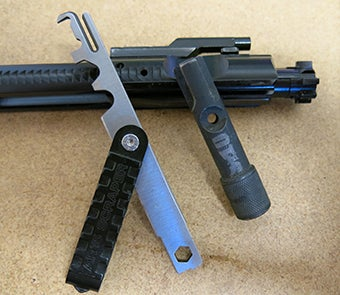Gun Care: Clean Your Competition AR With These Two Tools