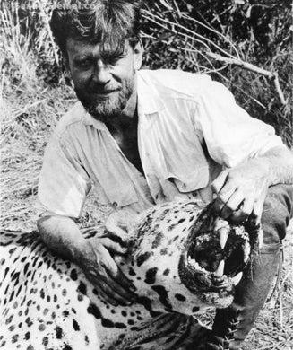 Killer Cat Week: Jaguar Hunter