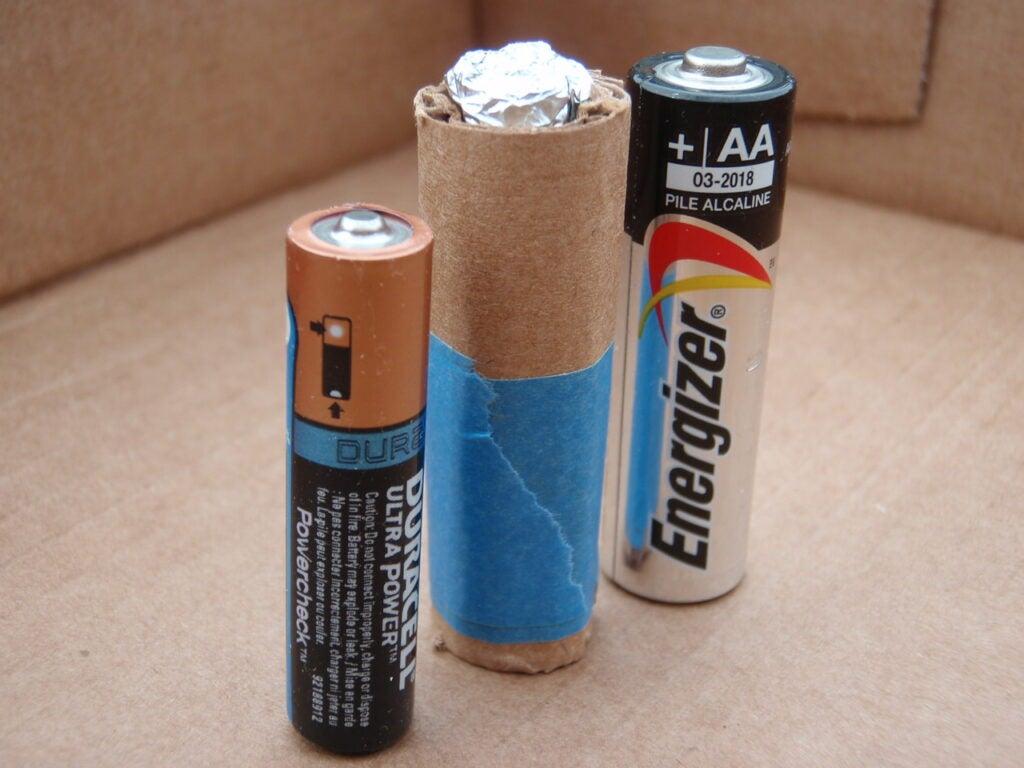 diy batteries