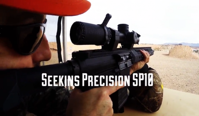 New Rifle: Seekins Precision SP10