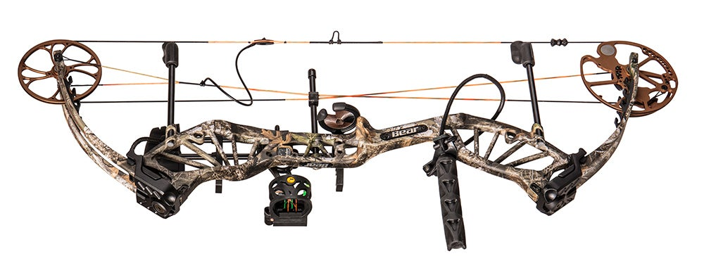 Bear Approach Compound Bow