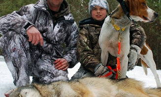 The Great Coyote Shoot Part 1