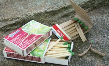 Survival Skills: 3 Tricks With Matches