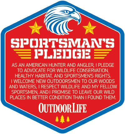 Take the Sportsman's Pledge: Fight for Hunting, Fishing, Shooting, and Conservation
