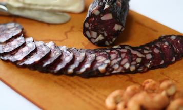 Wild Game Sausage: How to Make Bison Saucisson