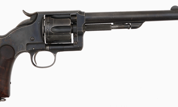 Gun of the Week: Winchester Wetmore-Wood Revolver