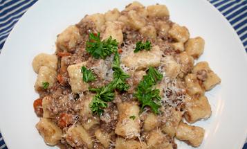 A Recipe for Wild Rabbit Ragu and Gnocchi