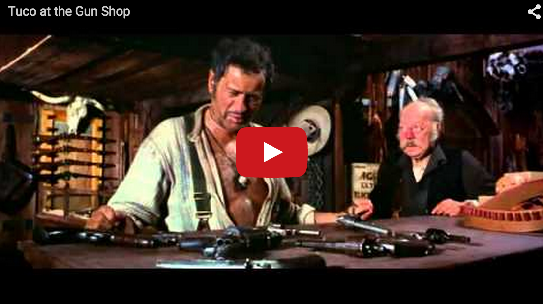 What's Your Favorite Gun Scene in a Movie?