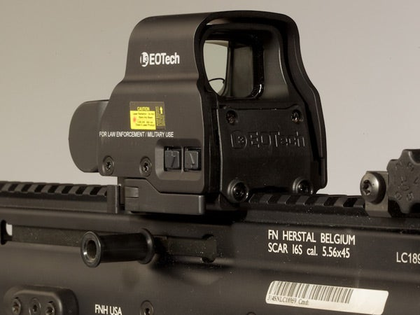Contest: Win the Newest EOTech Sight