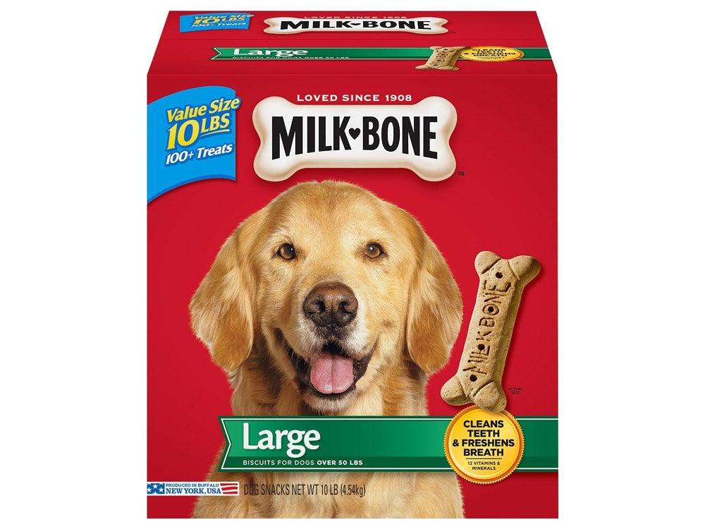 Milk Bone dog treats