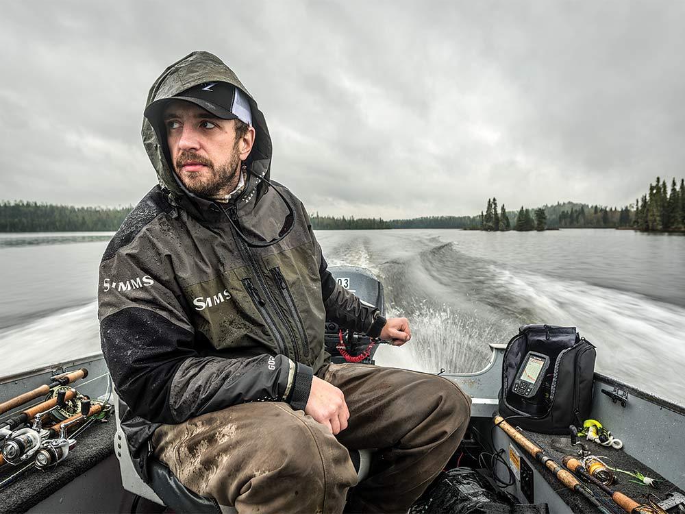brian bergerson boat ride