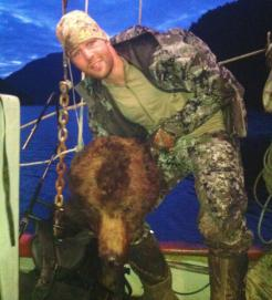The Case Of The Severed Grizzly Bear Head