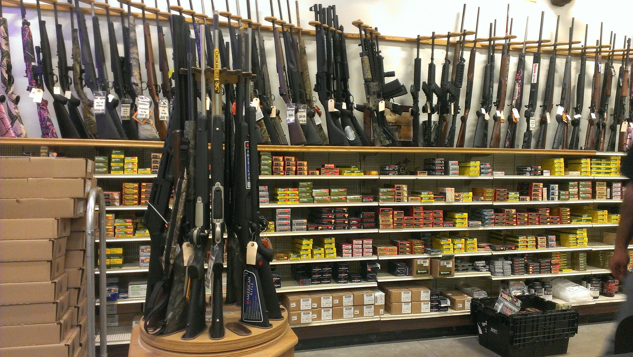Record Black Friday Gun Sales for 2014