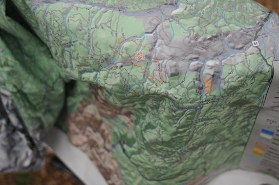 Rugged Map Topos: Better than a GPS