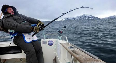 Old Man and the Shark: 70-Year-Old Angler Targets 15-Foot Great White