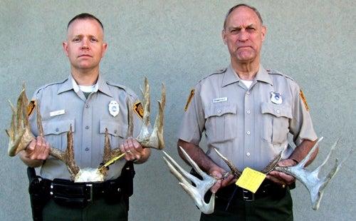 Payback for Pennsylvania Poacher
