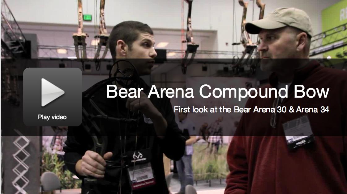 New Bows 2015: Bear Arena Series