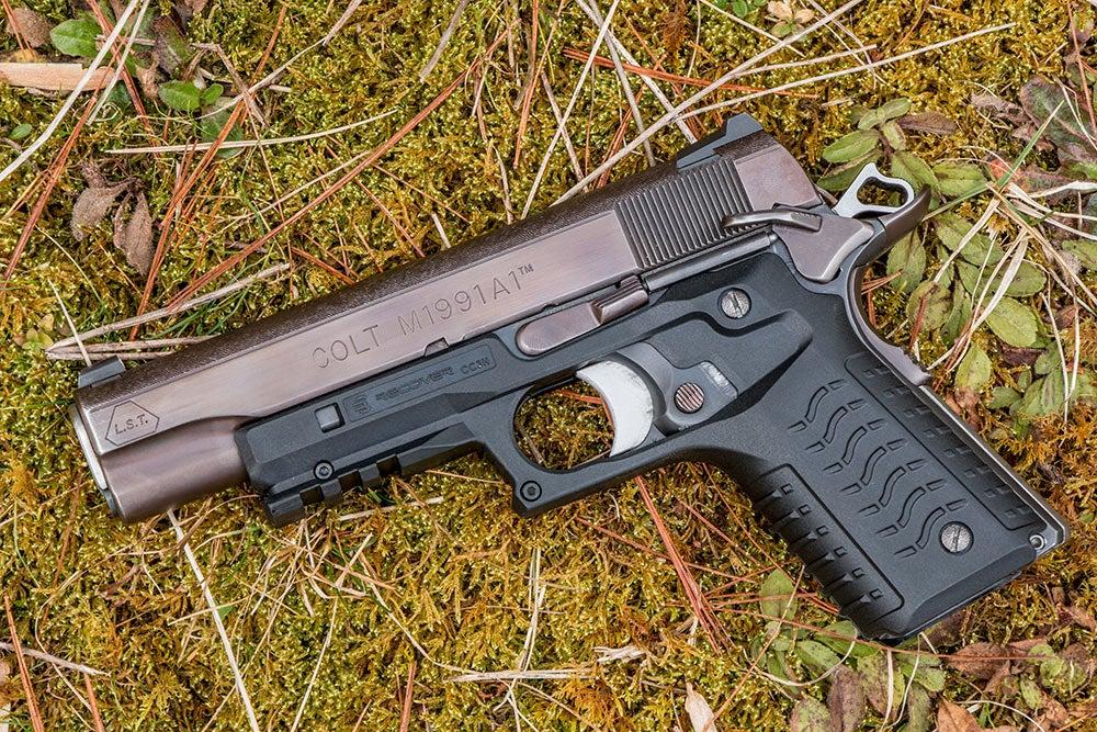 Recover Tactical custom handgun grip