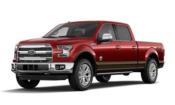New Pickup Trucks: The 2015 Ford F-150