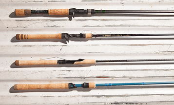 Tackle Test 2015: The Best Spinning and Baitcasting Rods