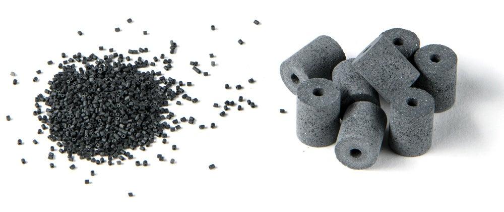 gunpowder pellets